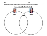 Keena Ford and The Field Trip Mix-Up Ven Diagram