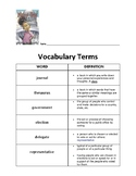Keena Ford and The Field Trip Mix-Up Vocabulary Terms