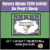 STEM and Mother Goose: Keep Bo Peep's Sheep Complete!