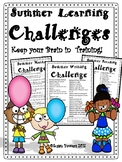 Keep Brains in Training Summer Learning Challenges