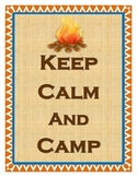 Keep Calm and Camp