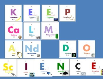 Keep Calm and Do Science: Bulletin Board Printables