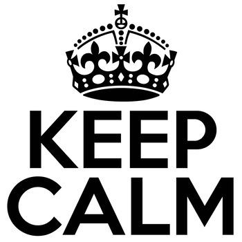 Keep Calm and Draw