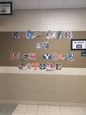 Keep Calm and Plan Your Future - College Logos