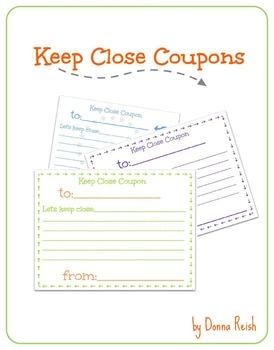 Keep Close Coupons