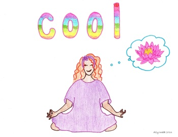 Keep Cool Cartoon--Printable Montessori Homonym Cards