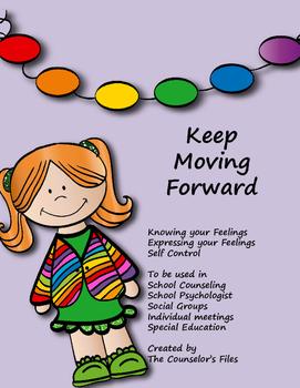 Keep Moving Forward 3 Social Skills- Lessons and Activities