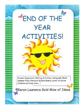 Keep Students Engaged with End of the Year Activities