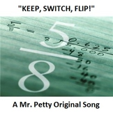 """""""Keep Switch Flip""""  - A Dividing Fractions Song!"""