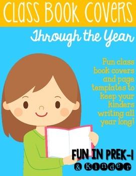 Keep Them Writing: Class Books Through the Year