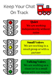 Keep Your Chat on Track