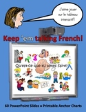 Keep 'em Talking French, 61 SmartBoard Interactive Oral Ac