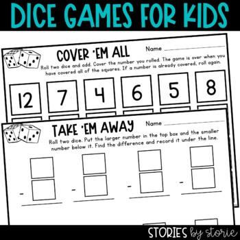 Dice Games (Keep on Rollin' 2)