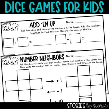 Dice Games (Keep on Rollin' 2)
