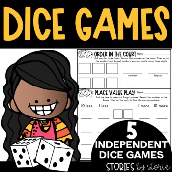 Dice Games (Keep on Rollin' 3)
