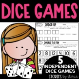 Dice Games (Keep on Rollin')