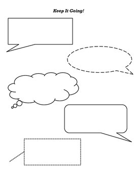 Keep the Conversation Going! Conversation Starters and Gra
