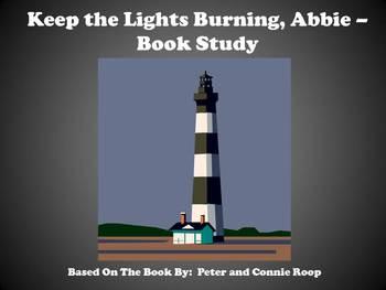 Keep the Lights Burning, Abbie - Book Study