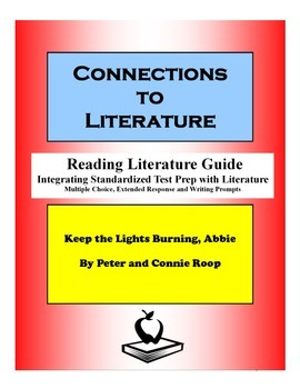 Keep the Lights Burning, Abbie-Reading Literature Guide