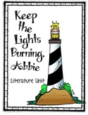 Keep the Lights Burning, Abbie Literature Unit