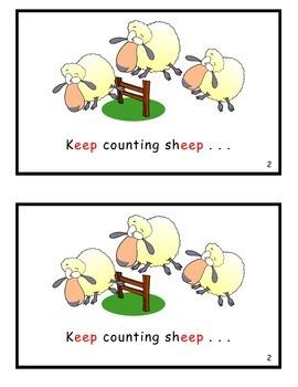 Keep the Sheep, Bo Peep! Guided Reader (-eep Word Family)