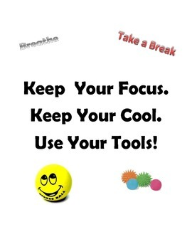 Keep your focus poster