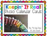 Photo Calendar Cards