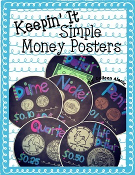 Keepin' It Simple Money Signs