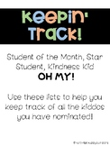 Keepin' Track