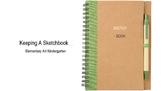 Keeping A Sketchbook