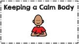 Keeping Calm Hands
