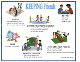 Keeping Friends - POSTER