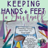 Keeping Hands and Feet to Yourself