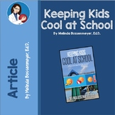 Keeping Kids Cool in School