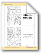 Keeping My Body Safe: Take-Home Book