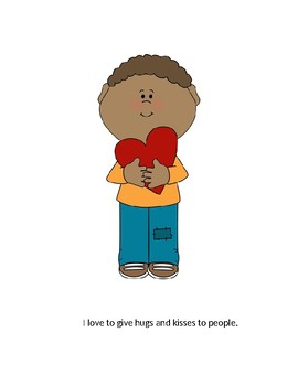 Keeping My Hands to Myself: A Social Story Book for Children with Autism