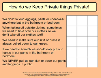 Keeping Private Matters Private