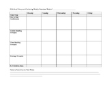 Keeping Track of Student Conferences and Small Groups