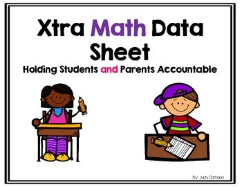 Keeping Track of Xtra Math Data