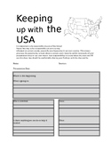 Keeping Up With the USA - Current Events Project