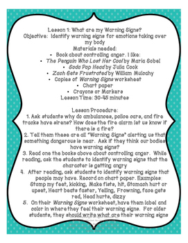 Keeping Your Cool: 3 Classroom Lessons Teaching Self-Regulation Skills