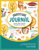 Keeping a Gratitude Journal {with Printables} | Mini Lesson
