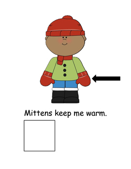 Keeps Me Warm Adapted Book