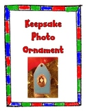 Keepsake Photo Ornament