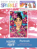 Kehinde Wiley Portrait Lesson Plan