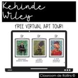 Kehinde Wiley Virtual Art Tour