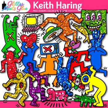 Keith Haring Teaching Resources | Teachers Pay Teachers