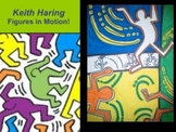 Keith Haring: Graffiti Pop Art Project (need Smart notebook software)