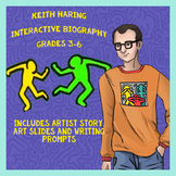 Keith Haring Interactive Biography