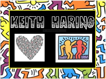 Keith Haring Introduction and Drawing Lesson